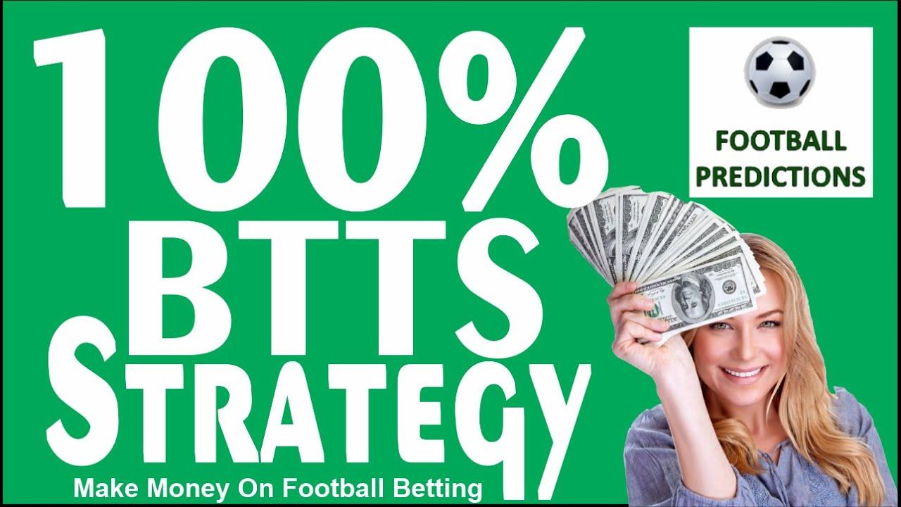 football betting btts for tomorrow