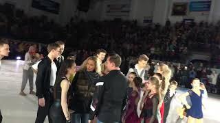 Шоу «Чемпионы на льду» teamtutberidze
