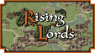 Rising Lords - (Medieval Turn-Based Strategy Game)