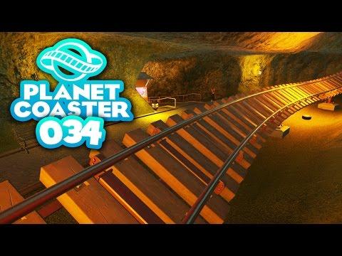 PLANET COASTER #034 - Unser erstes EIGENES Projekt startet