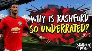 Why Marcus Rashford is Underrated...