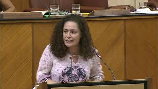 🔝 La MAGISTRAL lección de Inma Nieto al Gobierno andaluz sobre su nefasta gestión de la pandemia