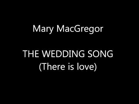 Mary MacGregor 'the wedding song'