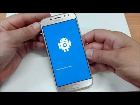 Samsung Galaxy J5 2017 Factory Reset