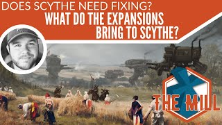 Does Scythe need fixing? What do the expansions bring to Scythe? - The Mill