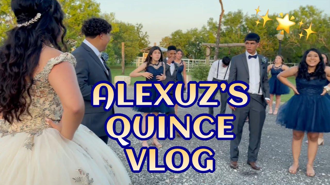 Choreographer Weekend Vlog #20: Alexuz Quince Day! (+ Practice Footage!)