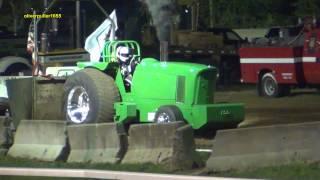 2015 OSTPA Pro Stock Tractor Pull: Xenia, Ohio