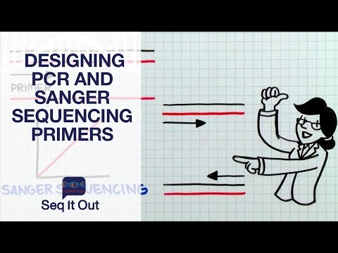 Designing PCR and Sanger Sequencing Primers– Seq It Out #5