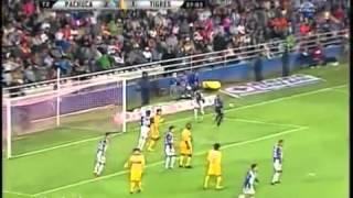 Pachuca vs Tigres 2-3 Jornada 14 Apertura 2010