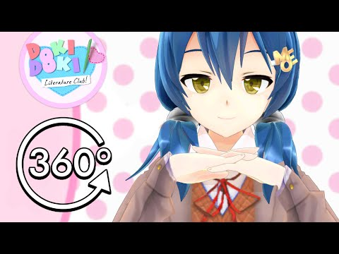 Doki Doki Literature Club but in VR360【Your Reality Cover】