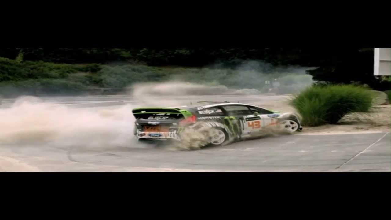 Ken Block Drift King >> World Drift King Ken Block Amazing And Crazy New Show Drifting 2013 1080pHD - YouTube