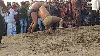 जानलेवा  कुश्ती || manu vs Rajasthan