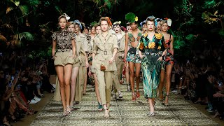 Dolce&Gabbana Spring Summer 2020 Women's Fashion Show