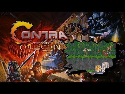 [PC] Contra Anniversary Collection [Contra]