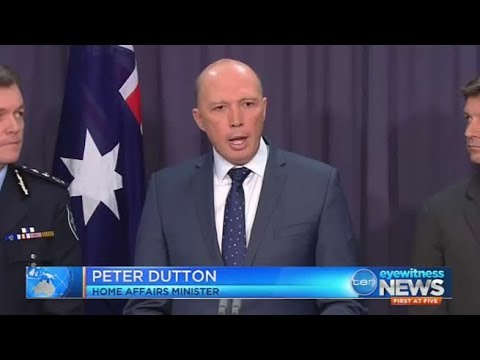 Peter Dutton's push to surveil civilian bank records, emails & texts