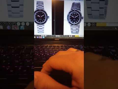 Сравнение часов Амфибия Нептун SE и Амфибия 960