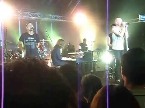 The Fray performing live at the Guinness Arthur's Day 2013 part 2