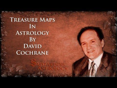 Treasure Maps in Astrology by David Cochrane