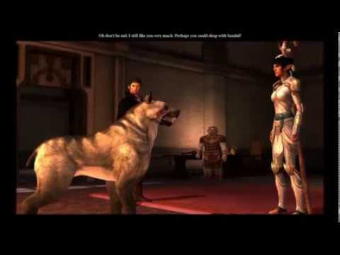 Dragon Age 2: Merrill Moments (with friendly/witty Romance)