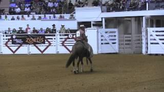Mustang Million Legends Champion Tom Hagwood & Merv