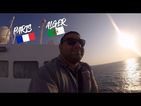 Roadtrip Paris Marseille Alger - Un Long Voyage