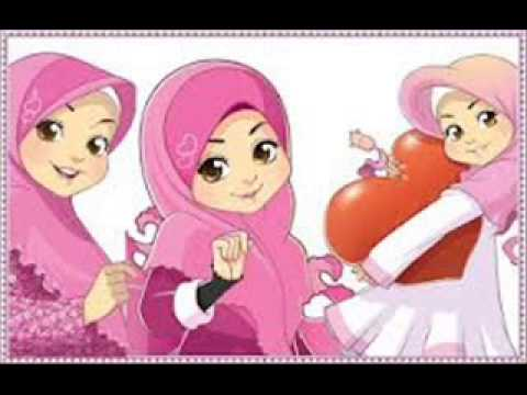 Muslim Girl In Hijab Wallpaper Ana Muslim 0001 Youtube