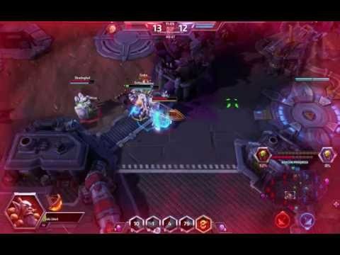 Heroes of the Storm 4 Fun pt.3