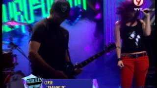 MUSICAL - CIRSE - PARANOID - 28-03-14