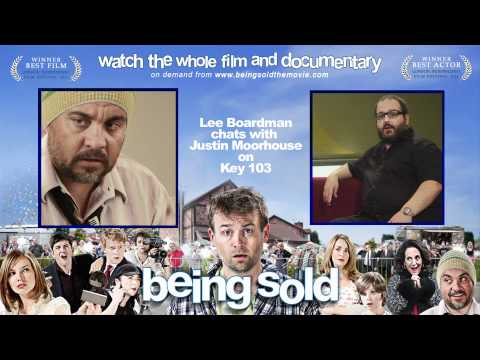 Being Sold  Lee Boardman chats to Justin Moorhouse on Key 103 Radio