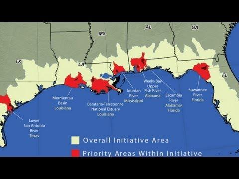 USDA Gulf Coast Ecosystem Initiative