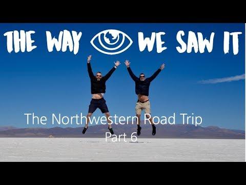 Northwestern Road Trip Part VI / Argentina Travel Vlog #100 / The Way We Saw It