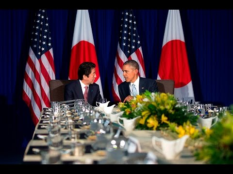 Remarks by the President and Prime Minister Abe in Manila