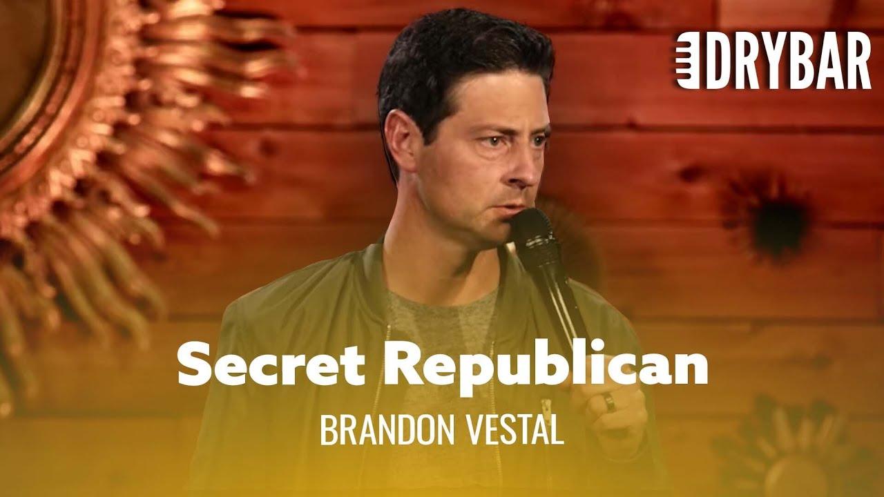 Republicans Aren't Real People. Brandon Vestal - Full Special