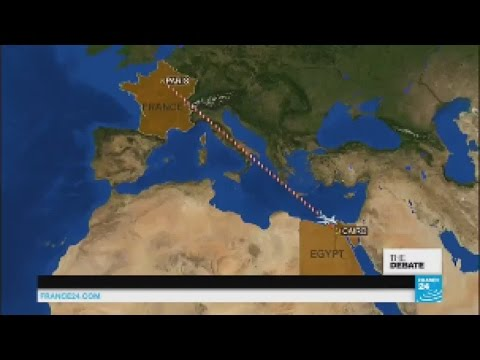 Missing Egyptair plane: Flight from Paris to Cairo disappears in Mediterranean (part 2)