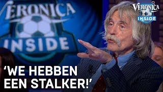 Johan onthult: 'We hebben een stalker!' | VERONICA INSIDE