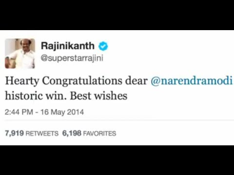 Bollywood Celebs Tweet About Narendra Modi Win - Indian Election Results 2014