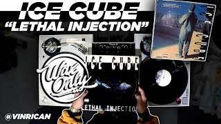 """Discover Samples Used On Ice Cube's """"Lethal Injection"""""""