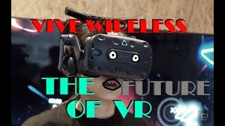 Vive Wireless | Good Unboxing / First Impressions