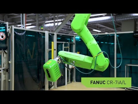 FANUC Collaborative Robot at AUDI in Belgium