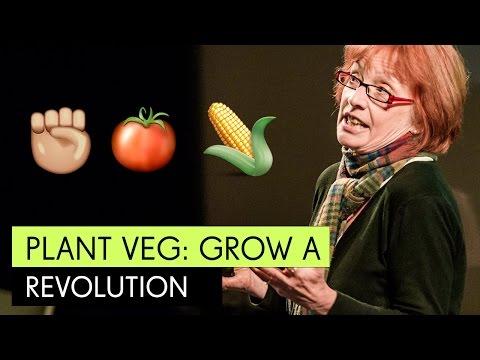 Pam Warhurst: Plant veg, grow a revolution