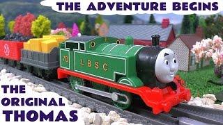 Thomas and Friends Walmart Trackmaster Original Thomas y sus Amigos The Adventure Begins Tomac Toy