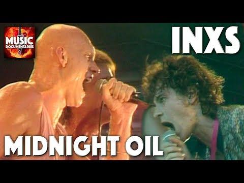 INXS | Midnight Oil | Stop The Drop Concert 1983