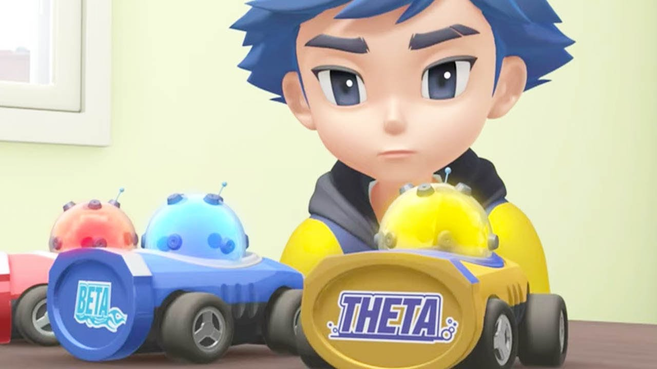 Download TOBOT Athlon English   208B - Divide and Detect   Season 2 Full Episode   Kids Cartoon