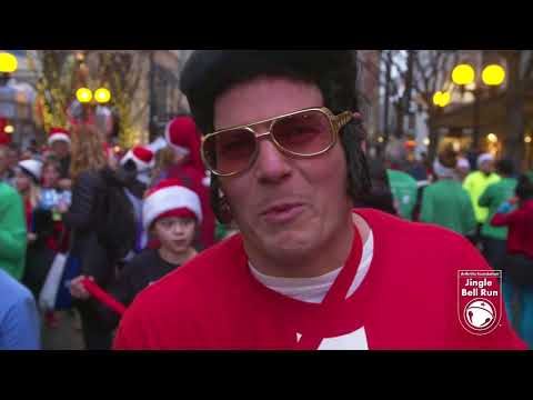 Arthritis Foundation 2018 Jingle Bell Run 2-Min. Recruitment Video