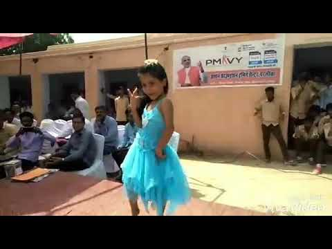 Excellent  Punjabi Dance On Diljeet Song Pappleen  By Cute Girl