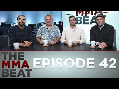 The MMA Beat - Episode 42