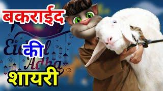 Bakra Eid Mubarak Shayari Status | Eid Al Adha Mubarak Shayari | Talking Tom | Pagal Billa