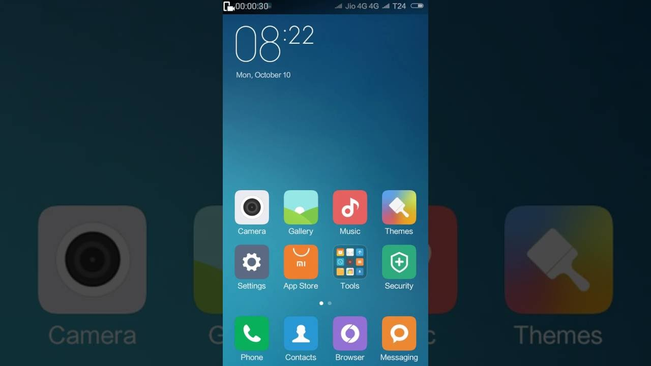 How to Change Chinese Language to English In (Miui 7) Coolpad Dazen 1