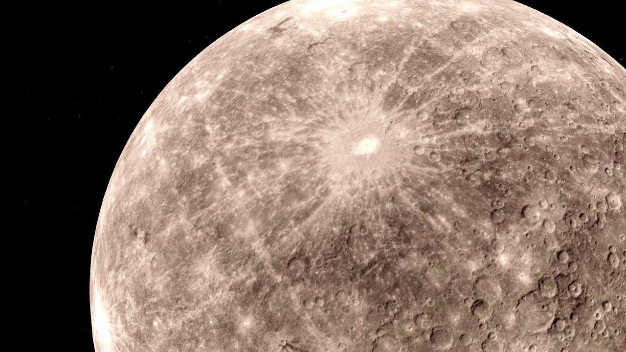 Living On Mercury