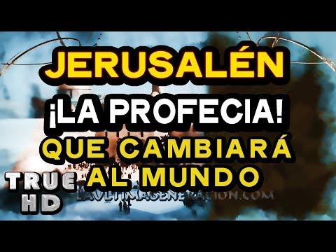 Jerusalén Profecía De Israel ¡La Copa Del Mundo!